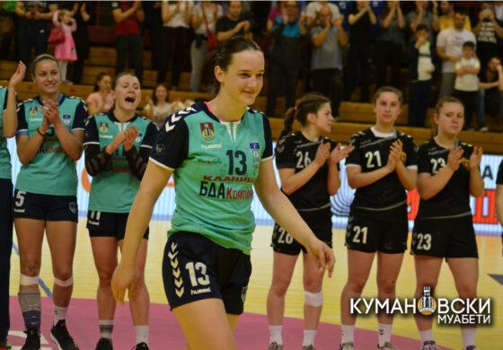 Ана Шарановиќ најдобар стрелец на Ф4 турнирот од Купот на Македонија (ФОТО)