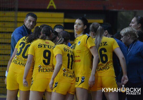 Четири ракометарки на Куманово на списокот на репрезентацијата