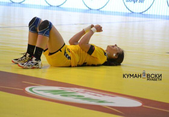 ЖРК Куманово во финале на Купот на Македонија (ГАЛЕРИЈА+ВИДЕО)