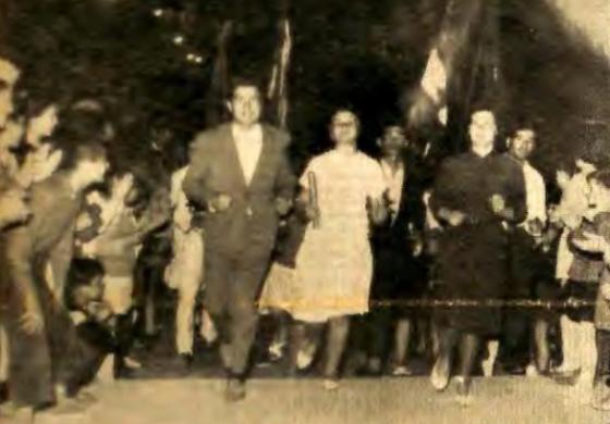 """Пред 57 години над 15.000 кумановци ја пречекале """"Штафетата на младоста"""""""