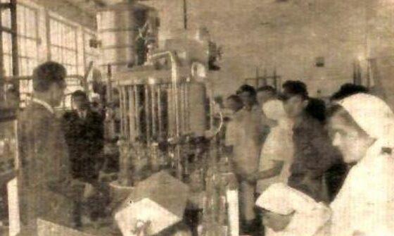 Првата фабрика за сокови и конзервирана храна во Куманово