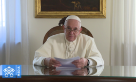 Папата Франциск со порака до граѓаните на Македонија (ВИДЕО)