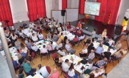 Се одржа првата форумска сесија за приоритетен проект во Куманово (ФОТО+ВИДЕО)