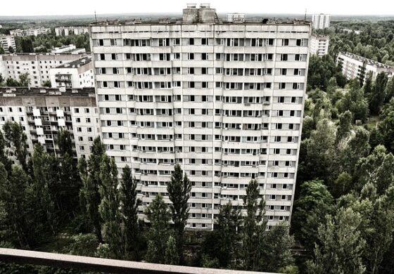 Таа е единственото дете родено и израснато во Чернобил (ФОТО)