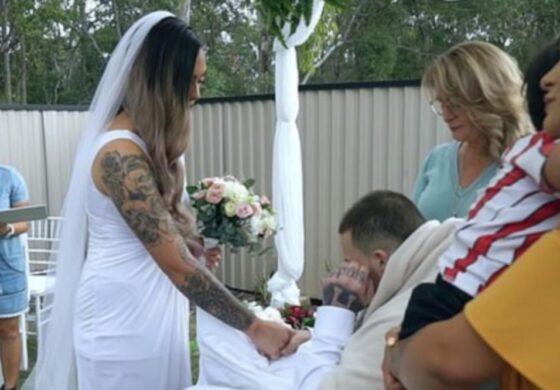 Приказна која мами солзи: Се омажила за љубовта на својот живот, ден пред неговата смрт (ВИДЕО)