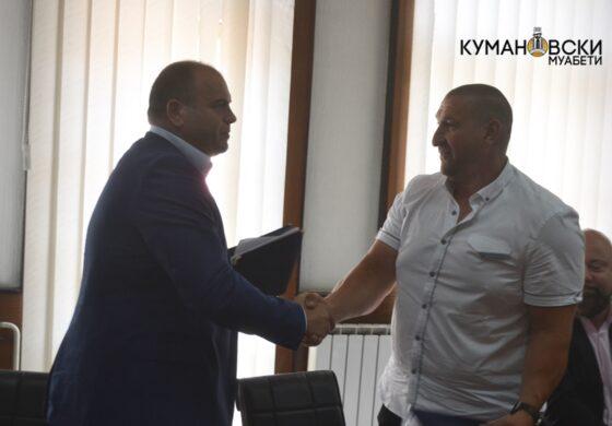 Потпишан договорот за јавно-приватно партнерство за јавното осветлување во Куманово (ФОТО+ВИДЕО)