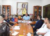 Средба на градоначалникот Димитриевски и министерот Музафер Бајрам (ВИДЕО)