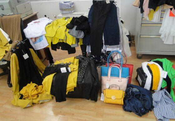 369 парчиња облека запленети на ГП Табановце (ФОТО)