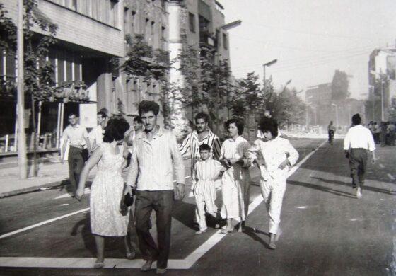 Околу 2.000 деца од Скопје по земјотресот во 1963 се школувале во Куманово