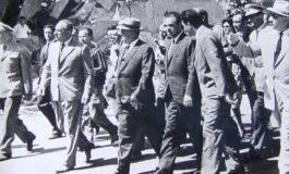Што изјавил Тито по обиколката на разурнатото Скопје?