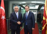 Османи: Северна Македонија и Турција остануваат стратешки партнери