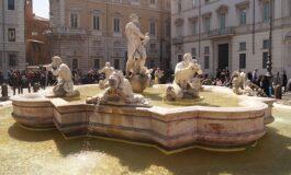 Казнет со 550 евра поради кражба на монети од римската фонтана