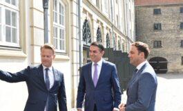 Османи и Димитров во работна посета на Кралството Данска