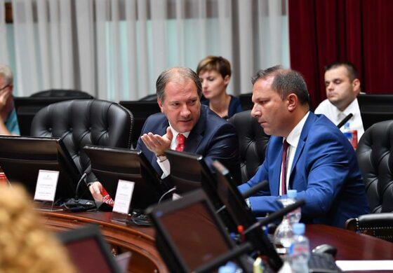 Владата формираше оперативен тим за борба против криминаот и корупцијата