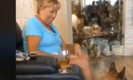 Баба случајно изела колачи со марихуана, нејзината реакција е урнебесна (ВИДЕО)