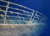 На дното на Атлантикот исчезнуваат делови од Титаник (ВИДЕО)