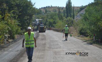 Костовски: Се реконструира магистралата Куманово - Свети Николе