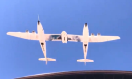 Од овој аеродром среде пустина туристите ќе летаат во вселената (ВИДЕО)