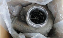 Турбина за камион и розетни запленија цариниците на Табановце (ФОТО)