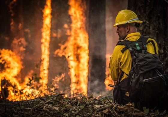 Голем пожар беснее во Шпанија, илјадници евакуирани