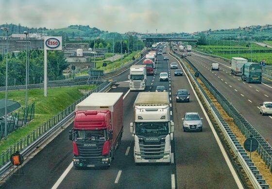 Зголемен интензитетот на сообраќај на патните правци надвор од градските средини