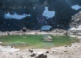 Кога езерото ќе исчезне, останува само страшната глетка (ВИДЕО)