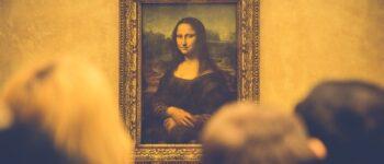 Часови за чекање ред, секунди за поглед врз Мона Лиза