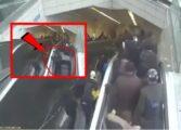 ЗАСТРАШУВАЧКА СНИМКА: Ескалаторот се отвори и проголта момче (ВИДЕО)