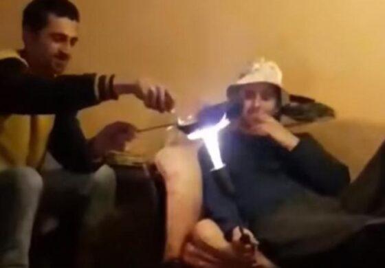 Црногорци смислија како да правите палачинки седејќи (ВИДЕО)