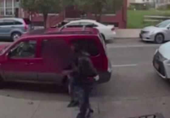 Нападна девојка на улица и се обиде да ја грабне, но таа храбро се спротивстави (ВИДЕО)