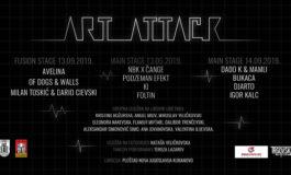 """Утре започнува новиот """"Art Attack"""" фестивал во Куманово (ВИДЕО)"""