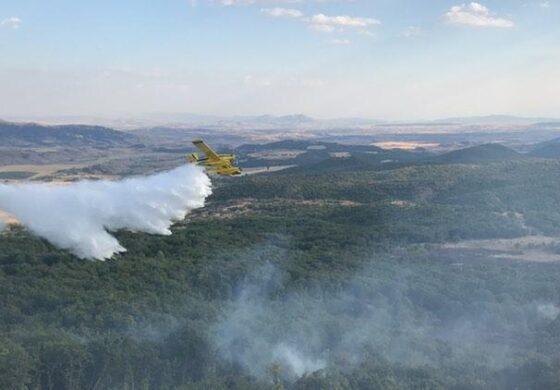 Зголемен бројот на пожари во Куманово