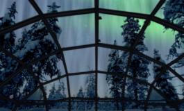 Зимска авантура од 83.000 фунти: Поглед на поларната светлина и ноќевање во иглу