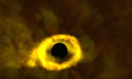 НАСА го сними моментот кога црна дупка проголта ѕвезда (ВИДЕО)