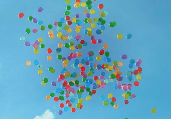 Балон на ожалостена ќерка патувал од Англија до Полска