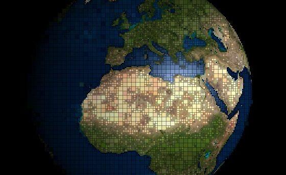 Вака изгледала планетата пред 750 милиони години: Внесете ја адресата и откријте како изгледал вашиот крај тогаш