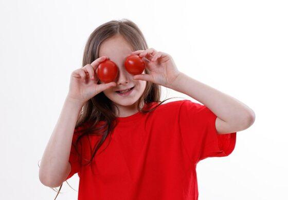 Зеленчукот е важен за развој на децата