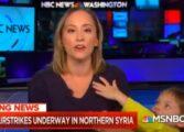 Водителка ги донесе децата на работа и цела нација ја дозна: Синот влета во кадар додека читаше ударни вести за Сирија