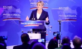 Колинда ја објави кандидатурата за нов претседателски мандат