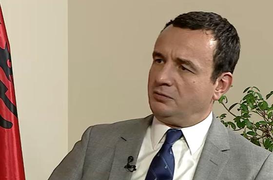 Курти: Три принципи за преговорите со Белград