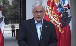Претседателот на Чиле смени осум министри – следува смирување на кризата?
