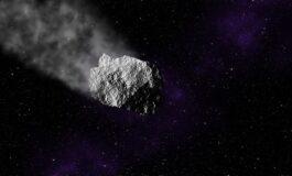 Се појави снимка од опасен астероид кој минал близу Земјата (ВИДЕО)