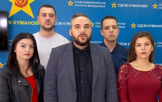 Захариев: Владата на СДСМ се грижи за младите