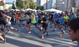 Три улични атлетски трки по повод 500 години Куманово