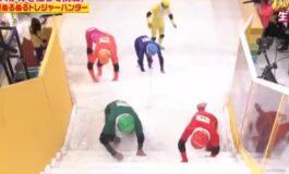 Новото ТВ натпреварување кое се прикажува во Јапонија е вистинско лудило (ВИДЕО)