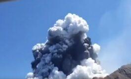 Петмина загинати, осум исчезнати по ерупција на вулканот во Нов Зеланд (ВИДЕО)
