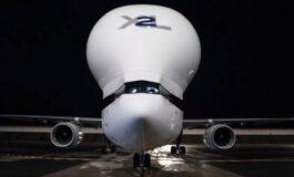 """Новото чудо на """"Ербас"""": Мамутски авион Beluga XL (ВИДЕО)"""
