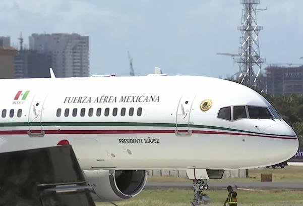 Мексиканскиот претседател бара помош за да продаде луксузен авион