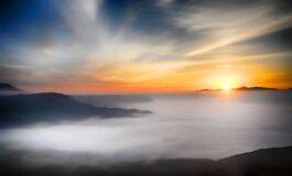 Тивко време со значителна облачност или магла